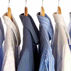 Our dry cleaning services are among the best Kingston has to offer